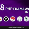 Top 8 PHP Frameworks in 2020