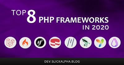 top-8-php-frameworks