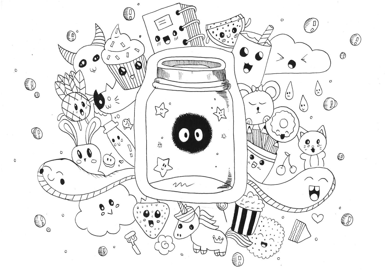Begini Serunya Saat Doodle Hadir Di Dunia Nyata Ghumi
