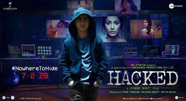 Hacked Full Hindi Movie Download 720p Leaked By Tamilrockers