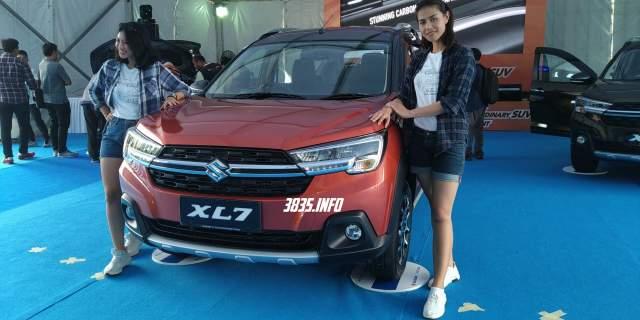 Suzuki XL7 Denpasar Bali