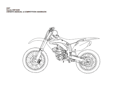Wiring Diagrams and Free Manual Ebooks: Honda CRF50