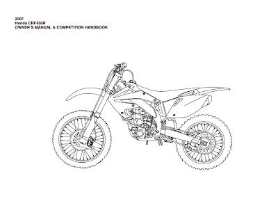 Wiring Diagrams and Free Manual Ebooks: Honda CRF50