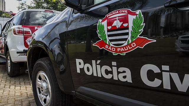 Ladrões rendem família e roubam tratores e veículos de sítio de São João da Boa Vista(SP)