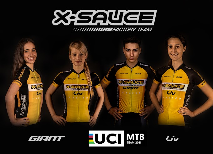 X-Sauce Factory Team, nuevo equipo ciclista profesional UCI MTB
