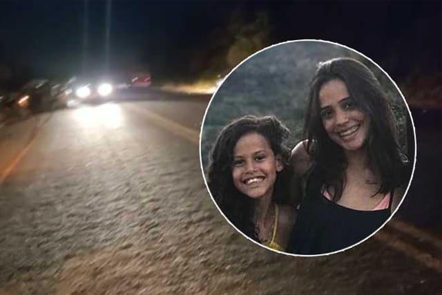 Tia e sobrinha morrem vítimas de acidente na Chapada Diamantina