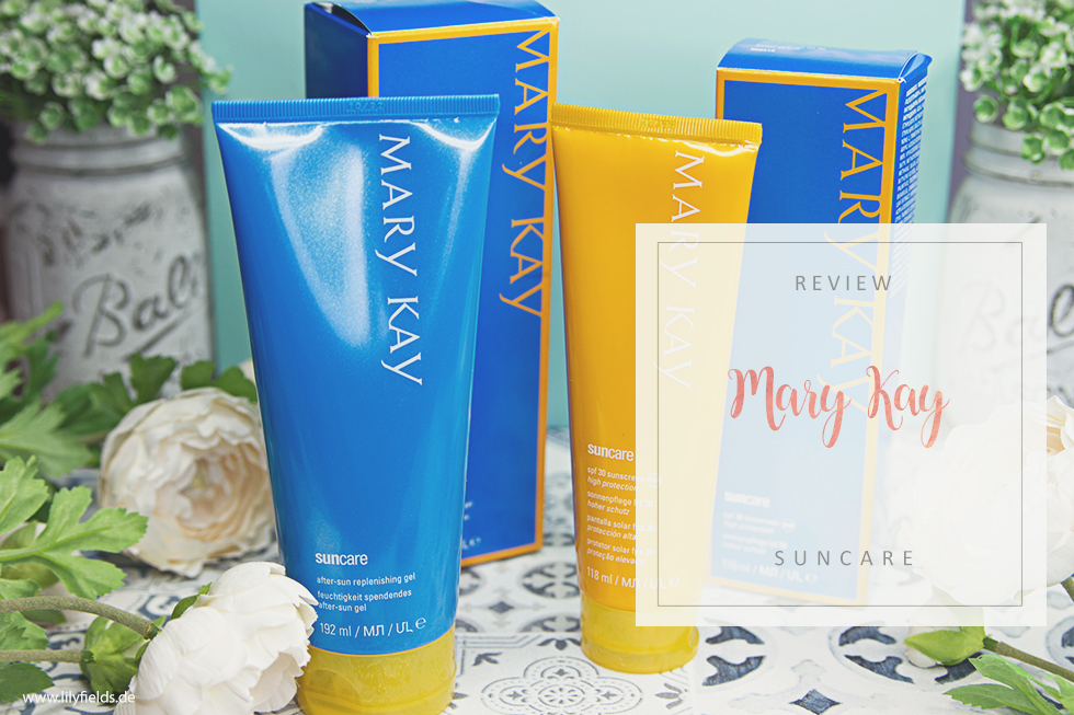 Mary Kay® -  Sonnenpflege SPF 30 und After-Sun Replenishing Gel