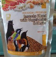 INSECT BLEND WITH VEGETABLES