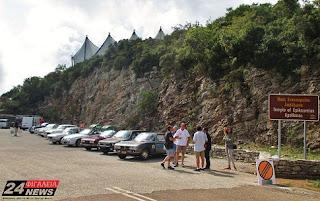 Ναός Επικουρείου Απόλλωνα: Ράλλυ ''Tour du Peloponnese'' με θέα τον επιβλητικό Ναό