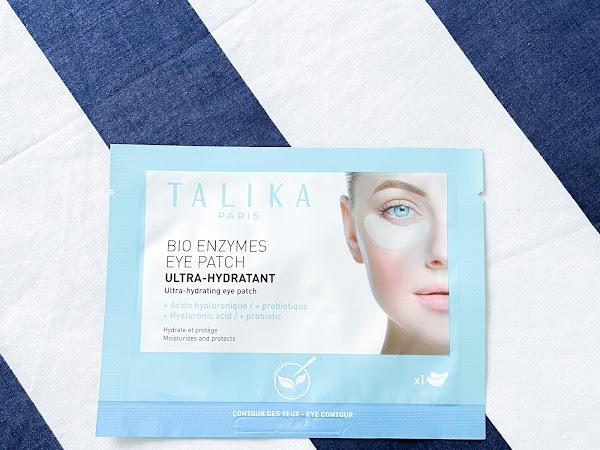 Je découvre les Bio Enzymes Eye Patchs de Talika