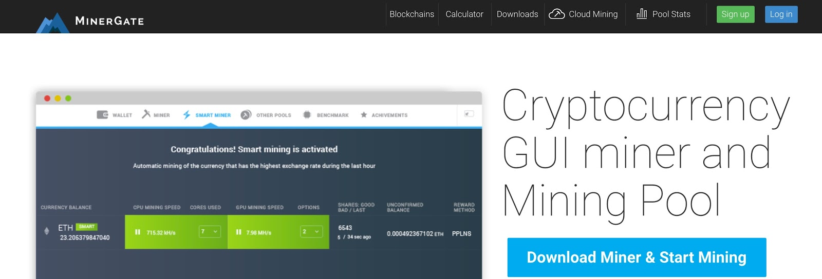 How To Mine Btc With Minergate Mining Profitability