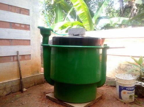 Portable Bio Gas Making Plant