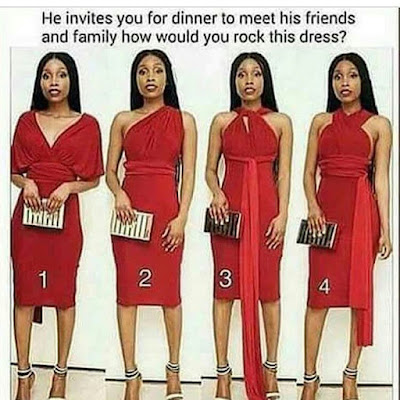 What's your answer to this question, ladies?