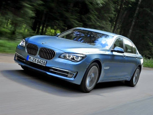 BMW ActiveHybrid 7 launched at Rs 1.35 crore