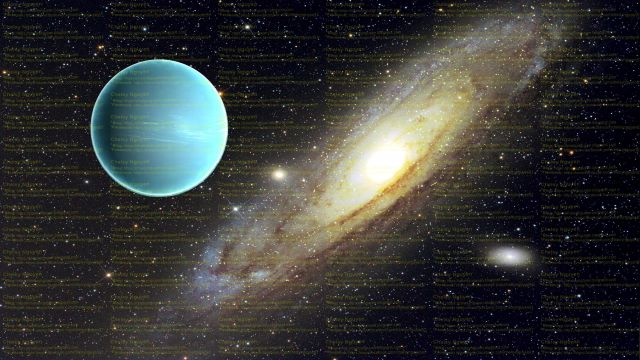 Sao Hải Vương nghịch hành 2021 Neptune Retrograde