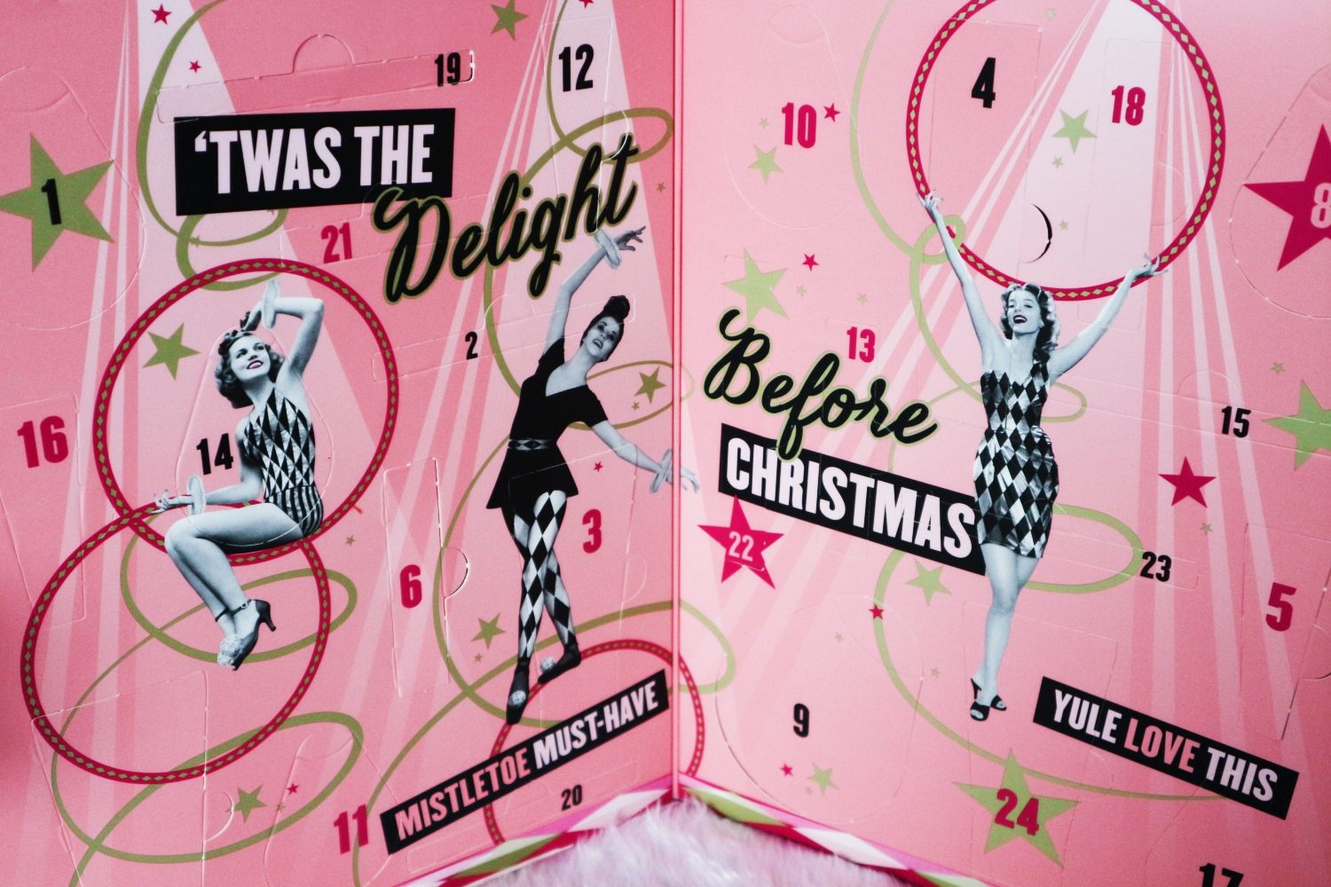 soap and glory advent calendar review