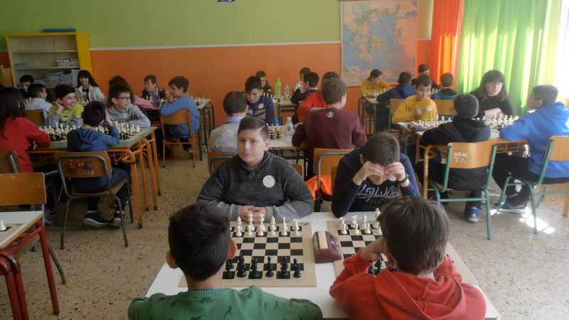 Σάρωσαν τα μετάλλια οι μαθητές της Αλεξανδρούπολης στο Σχολικό Πρωτάθλημα Σκάκι Έβρου