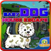 SiviGames Baby Dog House Escape