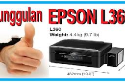 Spesifikasi Lengkap Keunggulan dan Harga Printer Epson L360