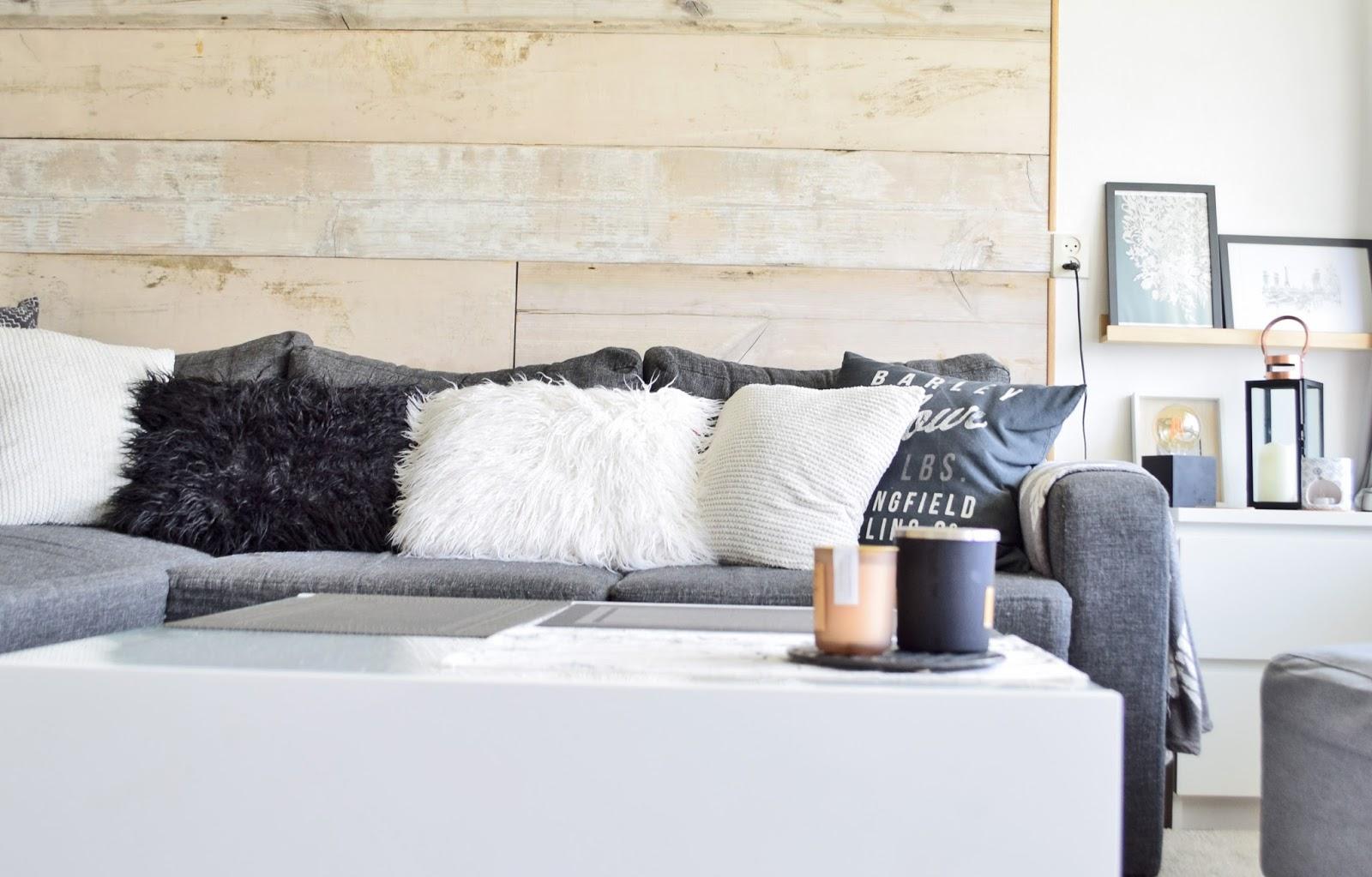 dekoracyjne poduszki na kanapie