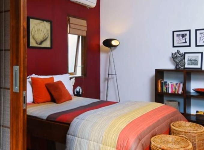 أفكار سهلة تساعدك في تصميم غرفة نوم صغيرة المساحة بشكل جميل