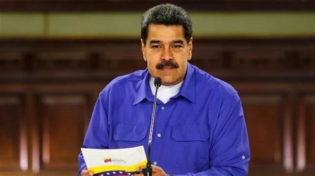 Venezuelan President Nicolas Maduro accuses former Colombian president of plotting to assassinate him