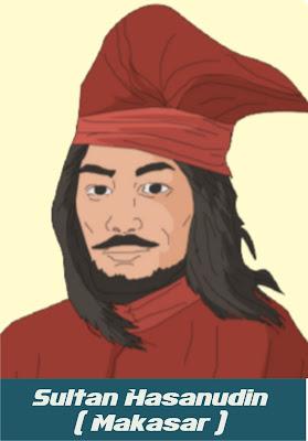 peristiwa perlawanan terhadap belanda - sultan hasanudin