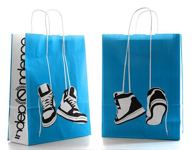 50 Desain Paper Bag/ Tas Belanja Yang Bisa Menjadi Inspirasi