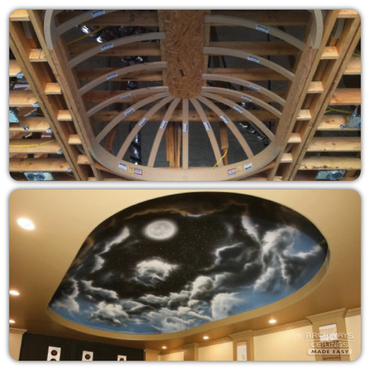 Dome Home Interior Design: The Curve Appeal