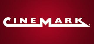 Rede Cinemark- 05 a 11 de setembro