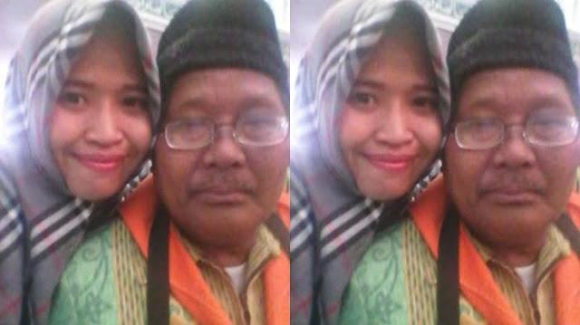 Dapatkan Kabar Ayahnya Meninggal Di Tanah Suci, Putri Jamaah Haji Ini Unggah Status Yang Sangat Menyentuh