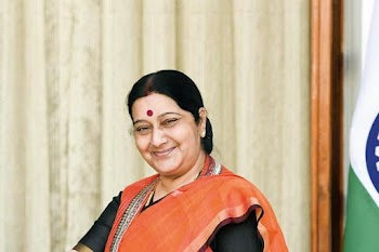 Sushma Swaraj to visit Japan for strategic dialogue