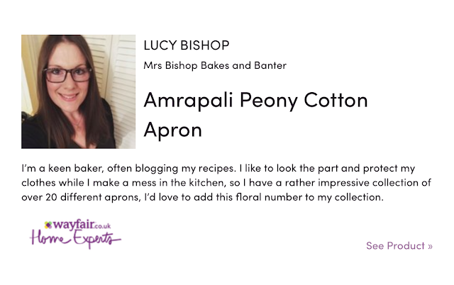 Lucy Bishop's Blogger's Pick for Wayfair