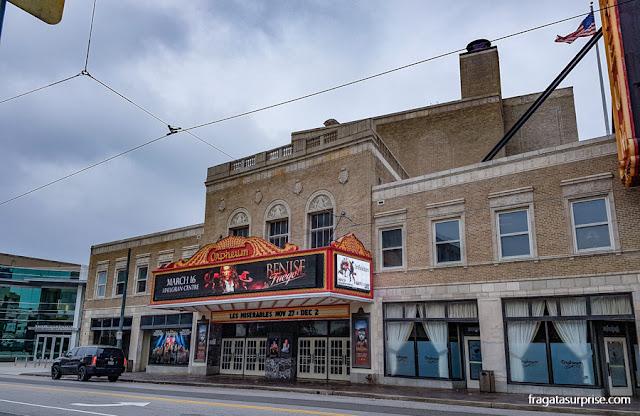 Orpheum Theater, em Memphis, EUA