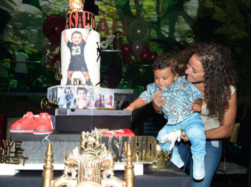 Photos: DJ Khaled rents out the famous LIV Nightclub  in Miami to celebrate his son, Asahd's first birthday