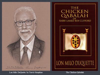 Lon Milo DuQuette. Author. The Chicken Qabalah. Ordo Templi Orientis. OTO. Thelema. by Travis Simpkins