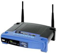 Linksys Router - Types of computer Hardware