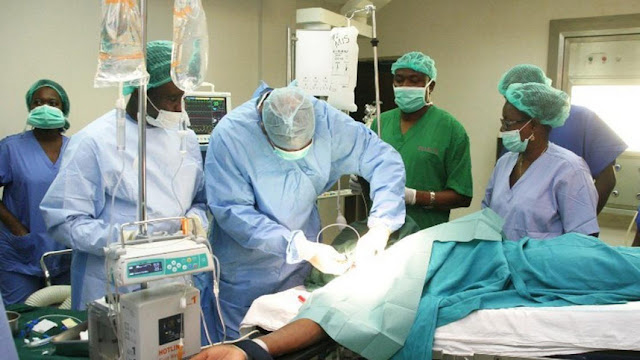 16 Doctors As Now Tested Positive To Coronavirus In Lagos State