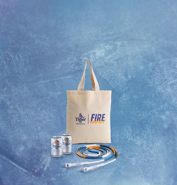 Fire Starter Kit - Jump rope
