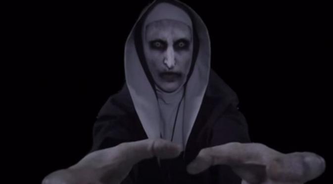 6 Fakta Hantu Valak, si hantu fenomenal di film The Conjuring 2