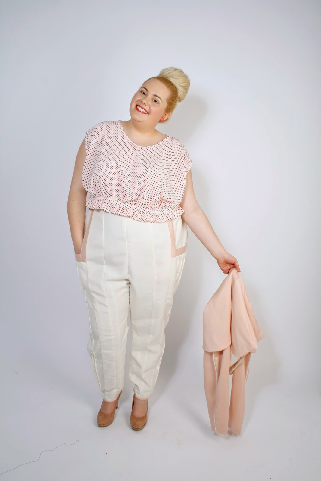Plus size designer, Apple Charlotte, Plus size Fashion