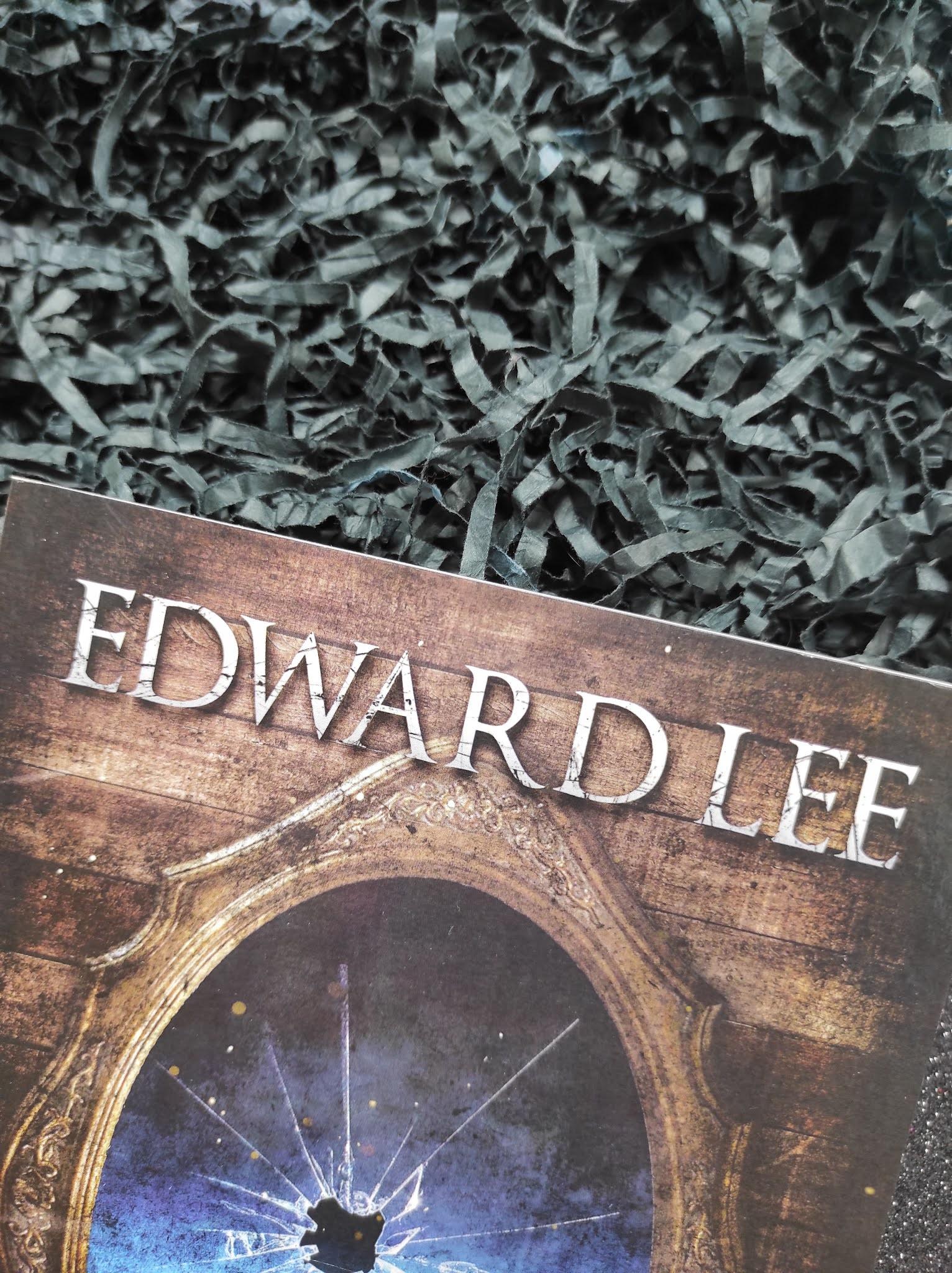 """""""Jesteś dla mnie wszystkim"""" Edward Lee - recenzja - księgarnia ANTMAG"""