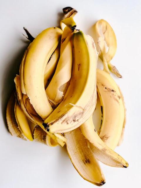 فوائد قشر الموز Banana
