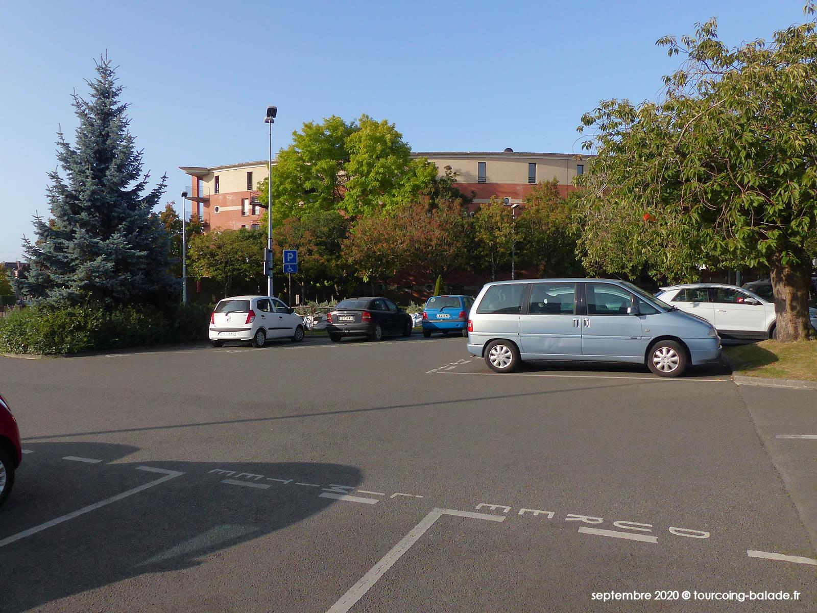 Parking Public Sébastopol, Tourcoing, EHPAD Les Acacias
