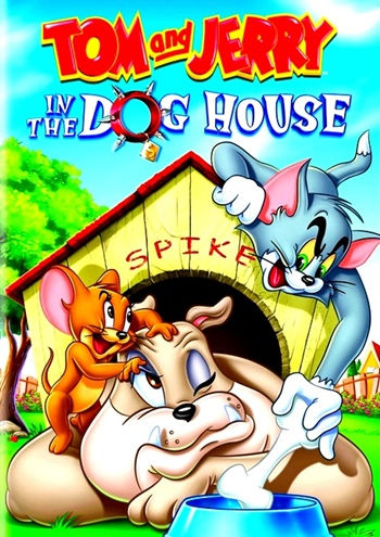 Tom and Jerry In the Dog House (2012) DVDRip Latino