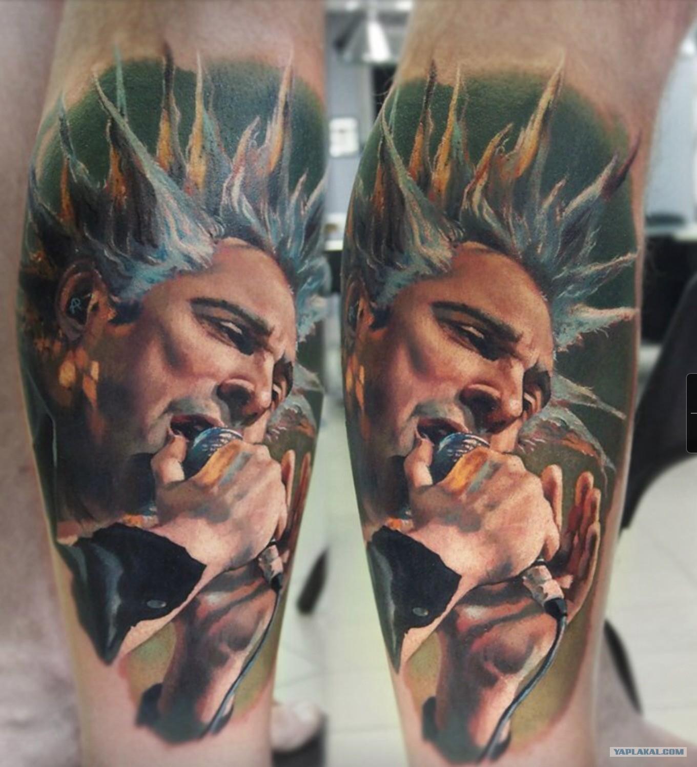стили татуировок в картинках