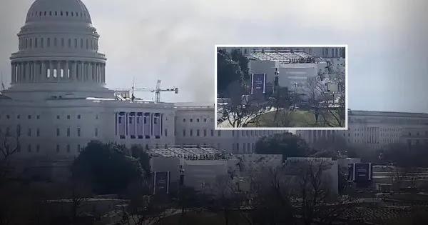 Τέλος συναγερμού στην Ουάσιγκτον - Μυστική υπηρεσία ΗΠΑ: «Το κτίριο εκκενώθηκε προληπτικά»