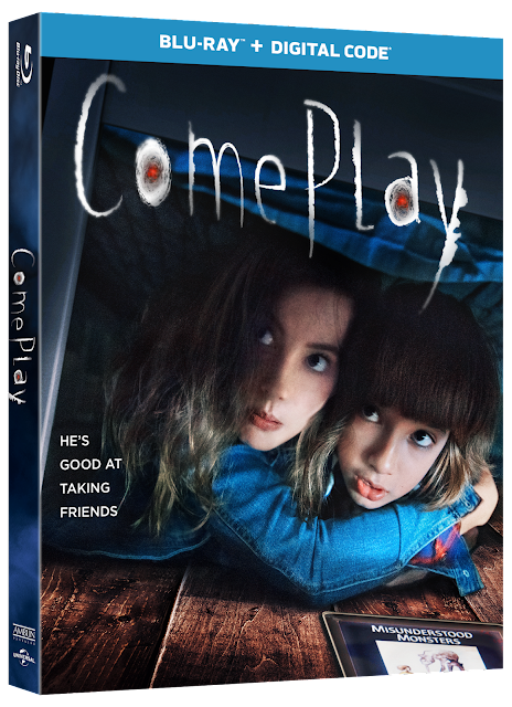 Blu-ray Review - Come Play (2020)