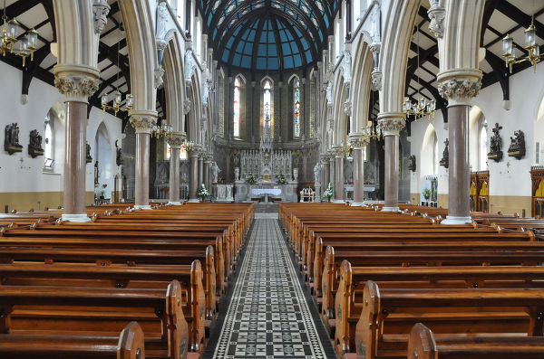 Newry Cathedral Inside
