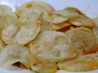 Patata Chorizada